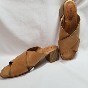 B.O.C Elba Leather Dress Sandals